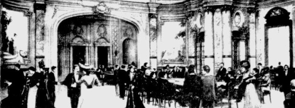 Charles Wells brak de bank in Monte Carlo