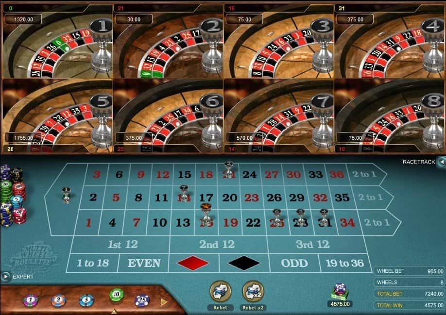 Multi Roulette Strategie