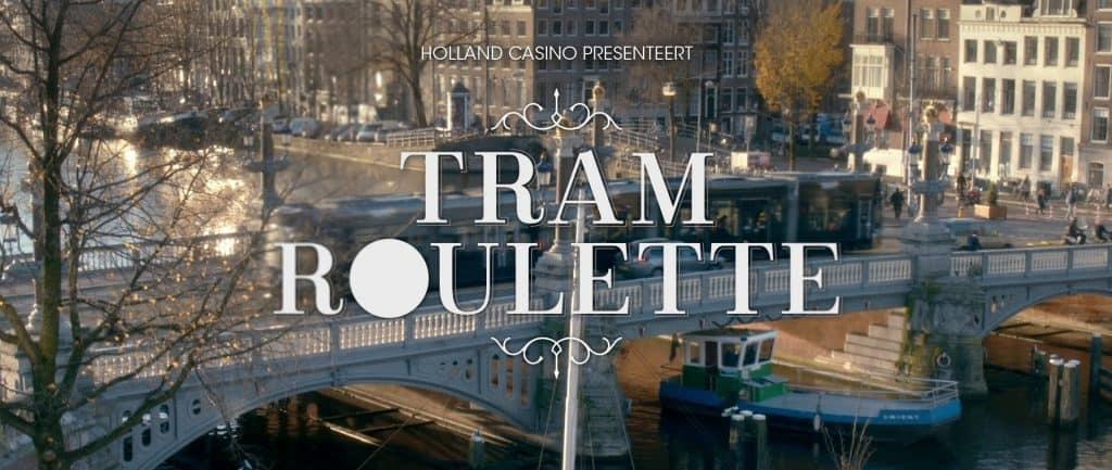 De tramroulette van Holland Casino in Amsterdam