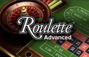 Roulette Advanced of Pro series online spelen
