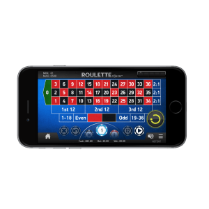 Mobiel touch screen spellen