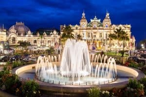 William Darnborough Monte Carlo