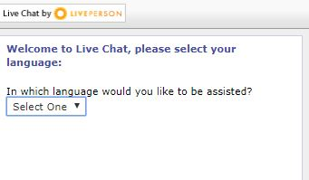 live chat van CL