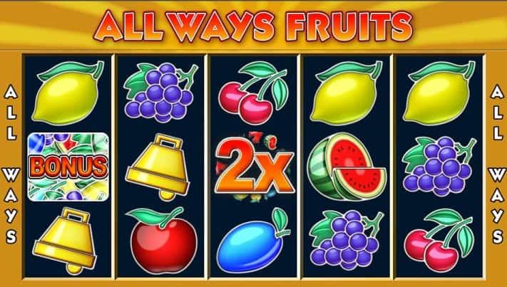 Allways Fruits van Amatic