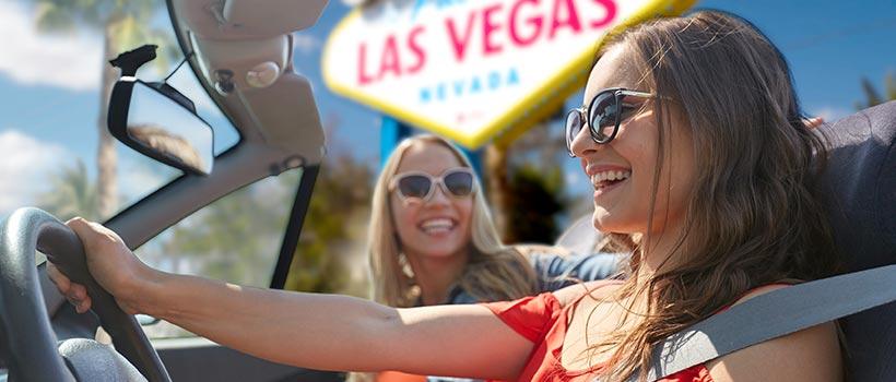 Autorijden in Las Vegas
