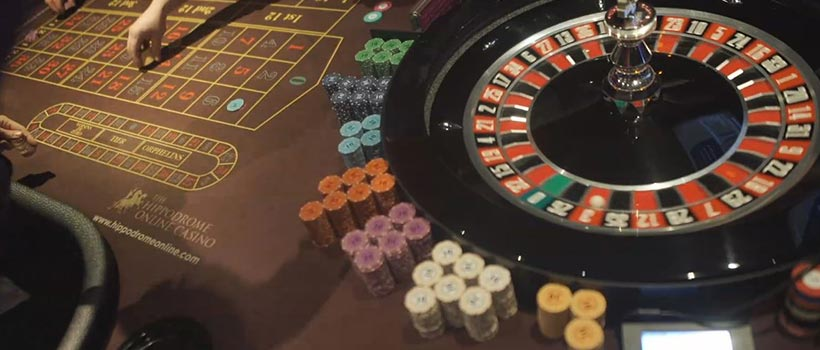 Potje roulette spelen In het Hippodrome Casino in Londen