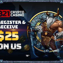 bonus van 321 crypto casino