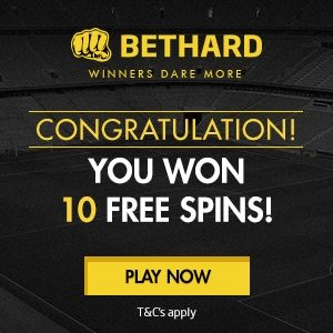 Bethard - Free Spin