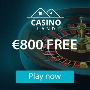Casinoland banner