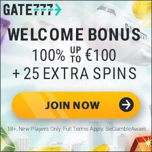 Bonus van Gate 777