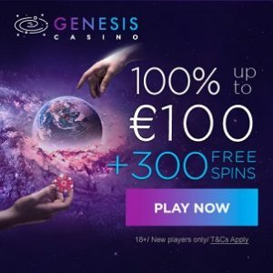 Casino Genesis CTA