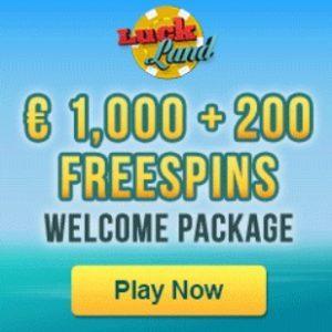 Luckland bonus