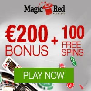 Bonus van Magic Red Casino