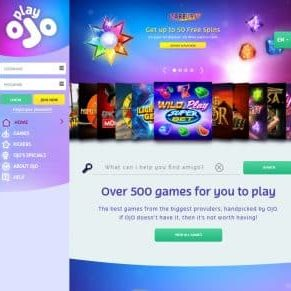 PlayOJO is een superleuke online casino