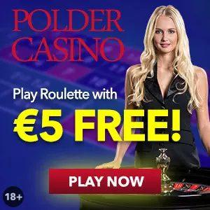 Roulette spelen bij Polder Casino