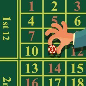 een roulette strategie of tactiek gebruiken