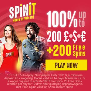 Spinit banner