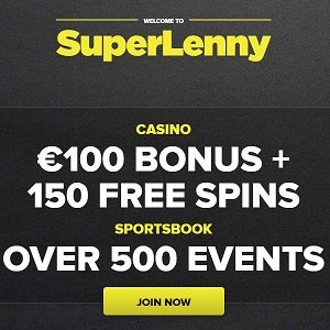 SuperLenny banner