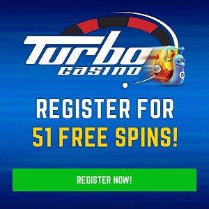 Free spins van Turbo Casino