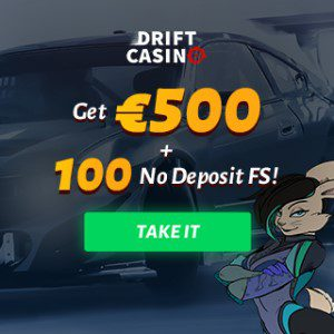 De bonus van Drift