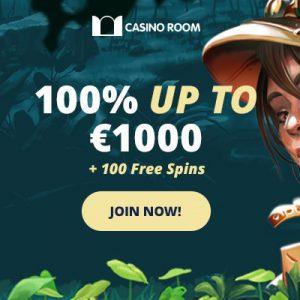 Casino bonus van Casino Room