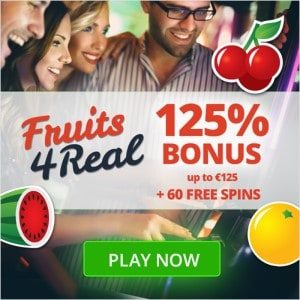 Fruits4real bonus aanbieding