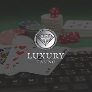 Bonus van Luxury Casino