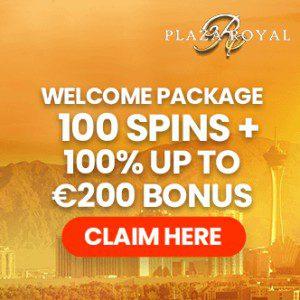 Bonus Casino van PlazaRoyal