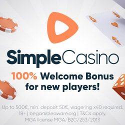 Bonus Simple Casino