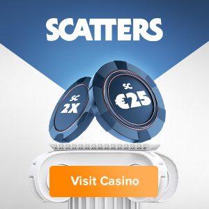 Bonus van Scatters