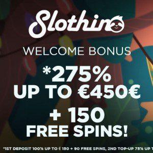 Bonus van Slothino