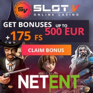De bonus van het SlotV Casino
